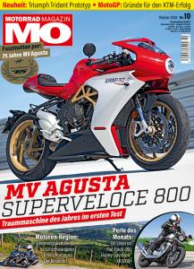 Motorrad Magazin MO 10/2020