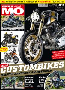 Motorrad Magazin MO 11+12/2020