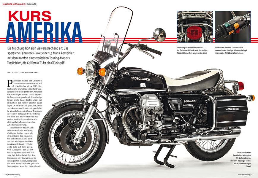Moto Guzzi California 850-T3