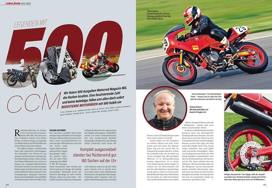 MO 500: die bedeutenden 500er der MO-Redakteure