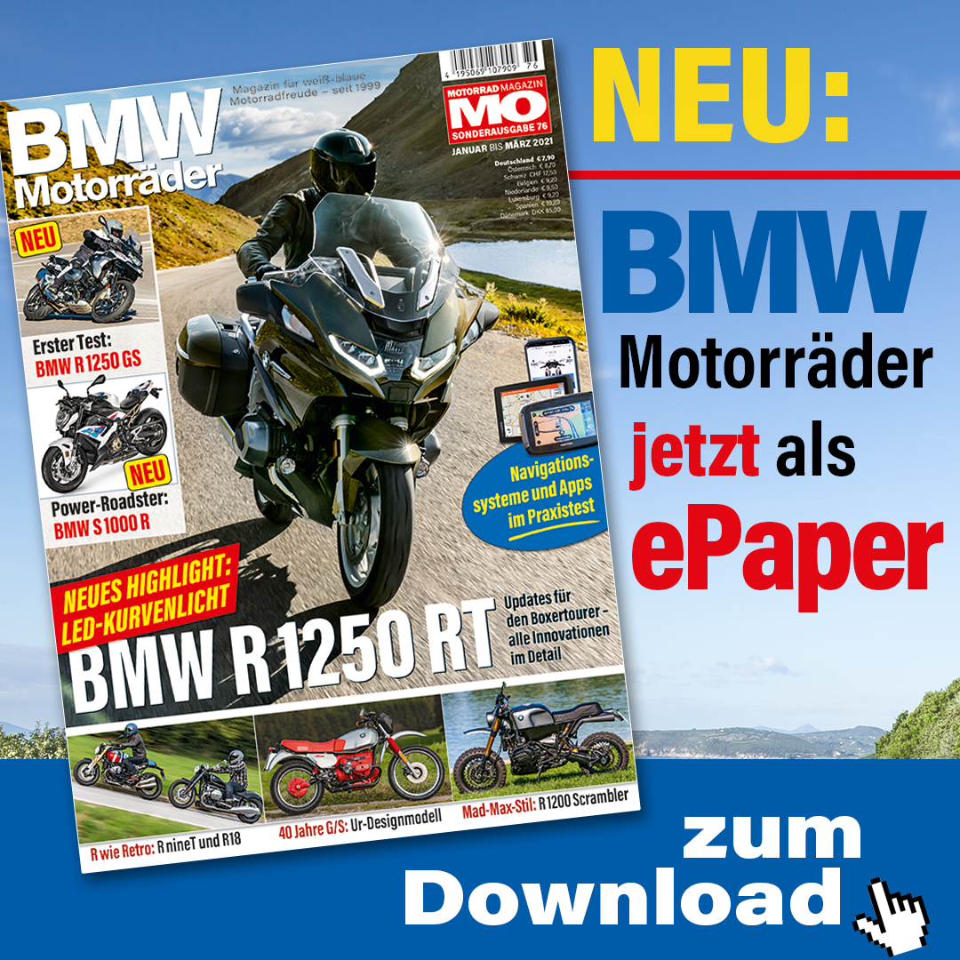 BMW Motorräder ePaper