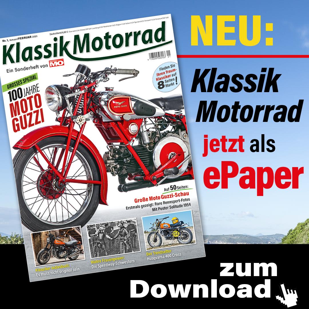 Klassik Motorrad ePaper
