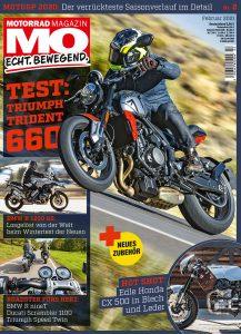 Motorrad Magazin 2-2021