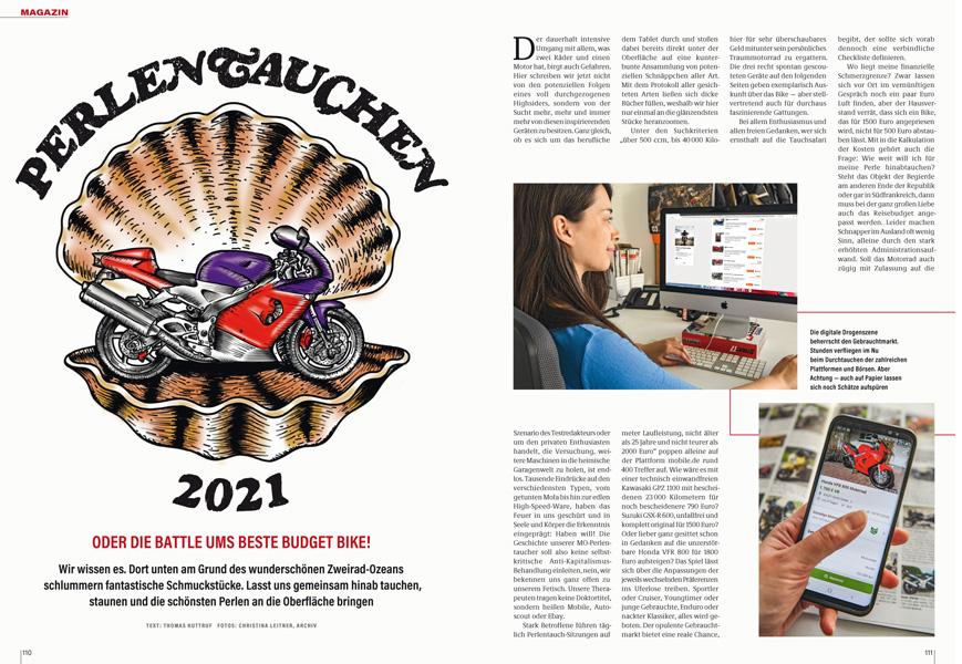 Perlentaucher 2021: Auf dem Gebrauchtmarkt finden sich zahlreiche Glanzstücke. Start der Suche nach den besten Angeboten