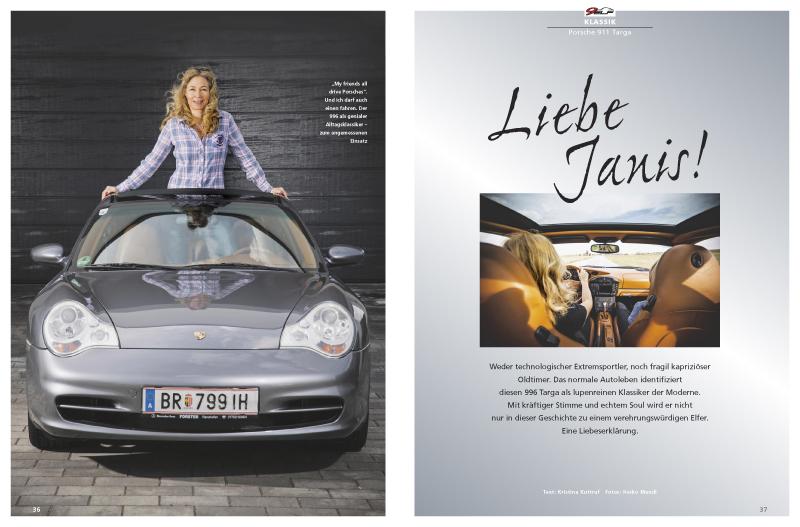 Porsche 996 Targa: moderner Klassiker. Dazu Kaufberatung
