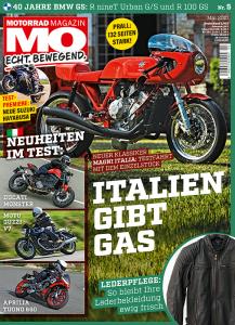 Motorrad Magazin MO 5-2021