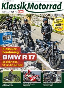 Klassik Motorrad 4-2021