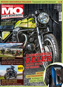 Motorrad Magazin MO 6-2021