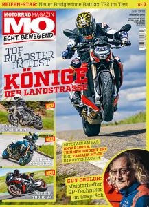 Motorrad Magazin MO 7-2021