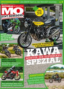 Motorrad Magazin MO 8-2021