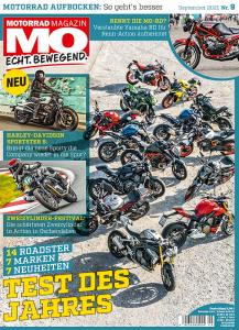 Motorrad Magazin MO 9-2021