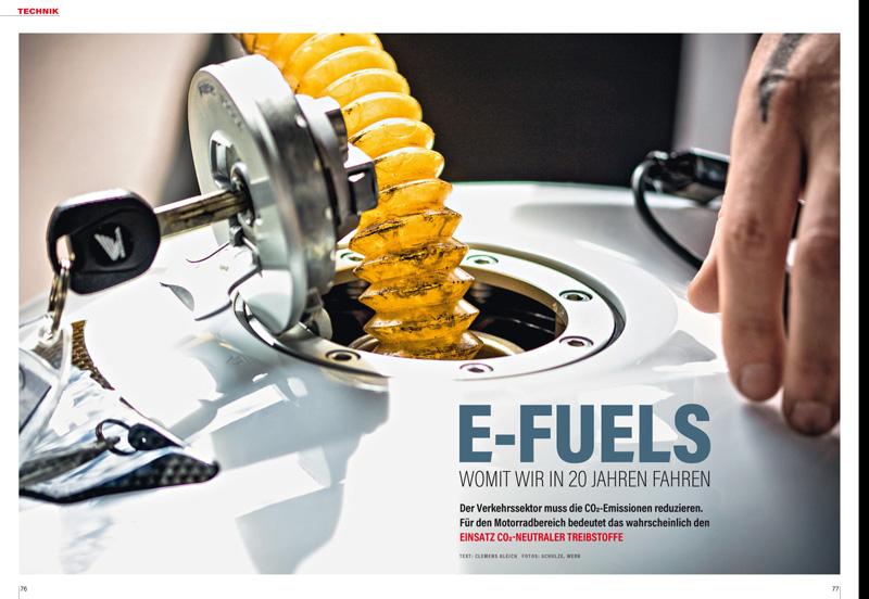 Neue Treibstoffe: Synthetische Kraftstoffe könnten die umweltfreundliche Lösung sein. Eine Bestandsaufnahme